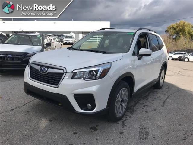 2019 Subaru Forester 2.5i Convenience (Stk: S19168) in Newmarket - Image 1 of 19