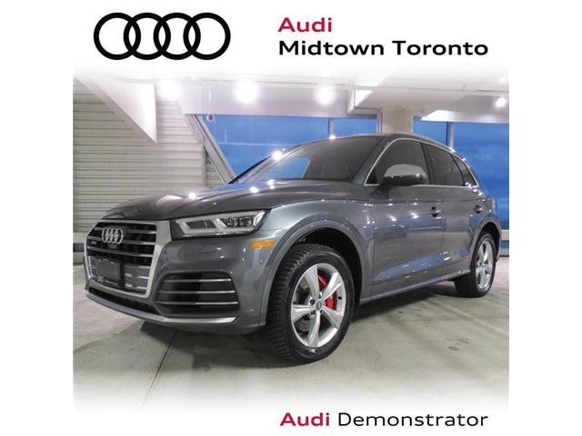 2018 Audi SQ5 3.0T Technik (Stk: AU5685) in Toronto - Image 1 of 22