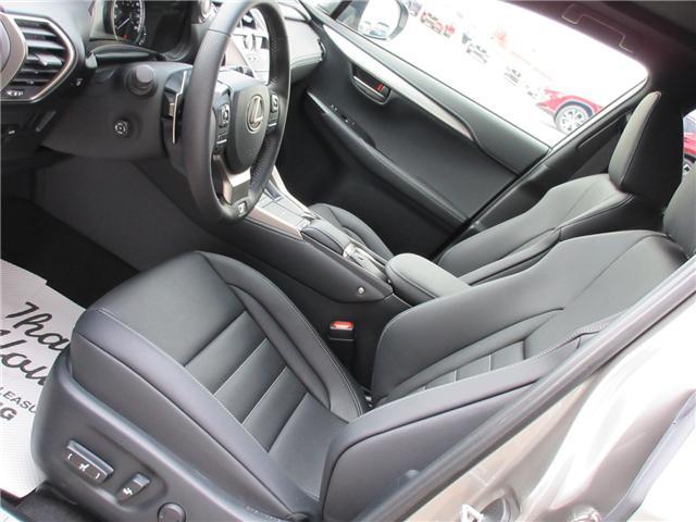 2019 Lexus NX 300 Base (Stk: 199025) in Regina - Image 14 of 38