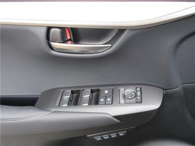 2019 Lexus NX 300 Base (Stk: 199025) in Regina - Image 15 of 38
