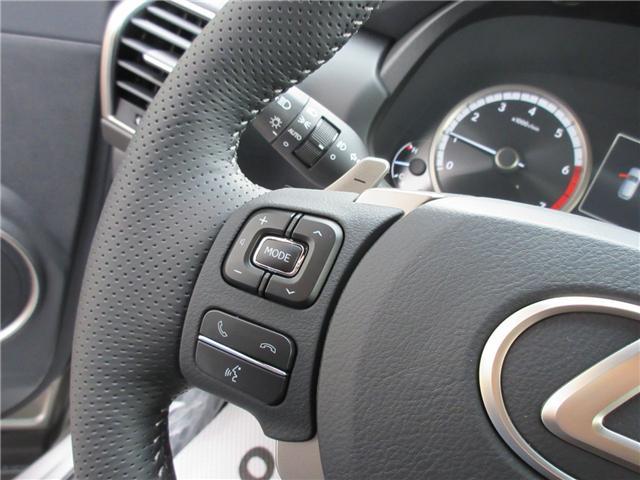 2019 Lexus NX 300 Base (Stk: 199025) in Regina - Image 19 of 38