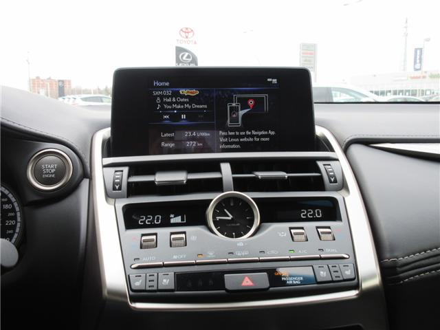 2019 Lexus NX 300 Base (Stk: 199025) in Regina - Image 26 of 38