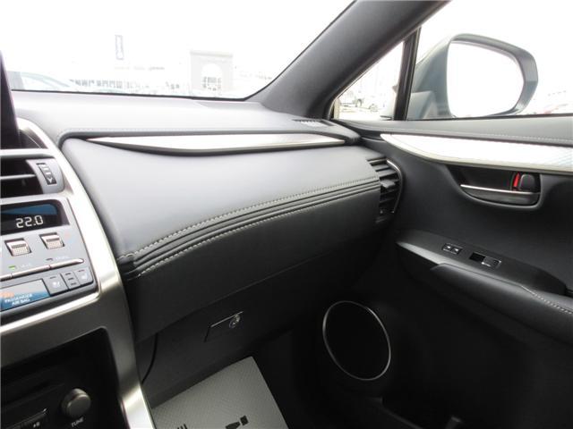 2019 Lexus NX 300 Base (Stk: 199025) in Regina - Image 29 of 38