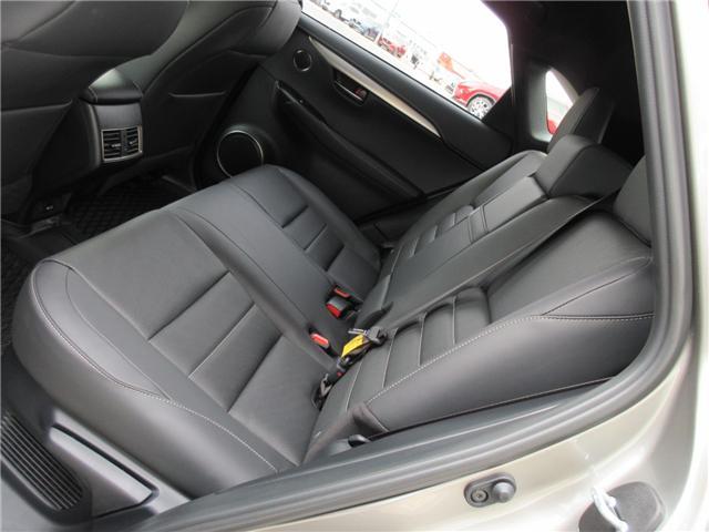 2019 Lexus NX 300 Base (Stk: 199025) in Regina - Image 32 of 38