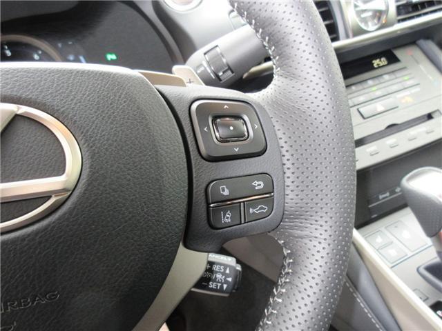 2019 Lexus IS 300 Base (Stk: 198007) in Regina - Image 21 of 37