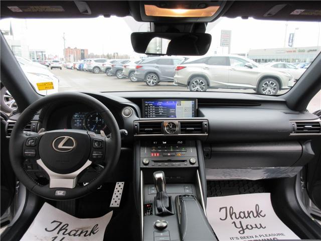 2019 Lexus IS 300 Base (Stk: 198007) in Regina - Image 30 of 37