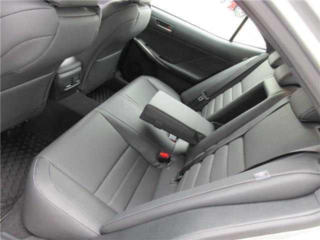 2019 Lexus IS 300 Base (Stk: 198007) in Regina - Image 31 of 37