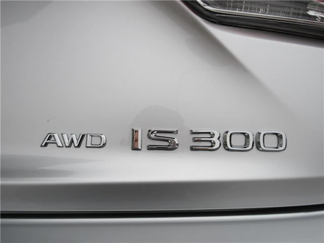 2019 Lexus IS 300 Base (Stk: 198007) in Regina - Image 34 of 37
