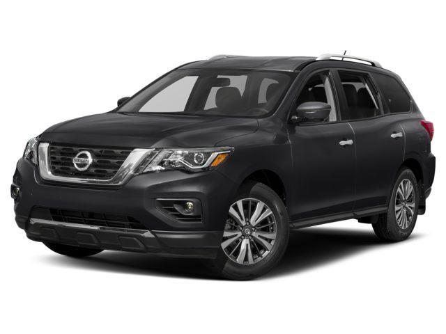 2019 Nissan Pathfinder SL Premium (Stk: U057) in Ajax - Image 1 of 9