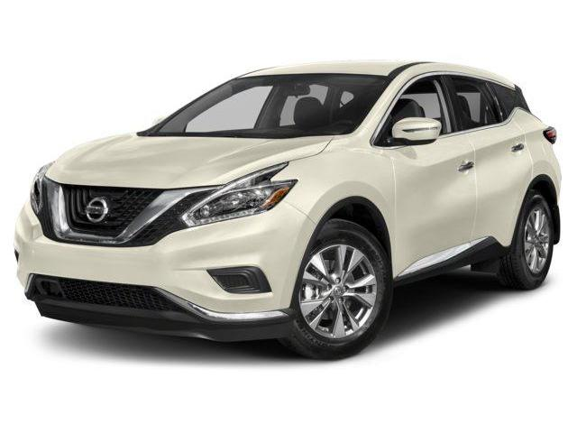 2018 Nissan Murano SV (Stk: JN189461) in Whitby - Image 1 of 9