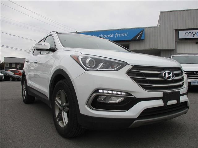 2018 Hyundai Santa Fe Sport 2.4 SE (Stk: 181619) in Kingston - Image 1 of 13