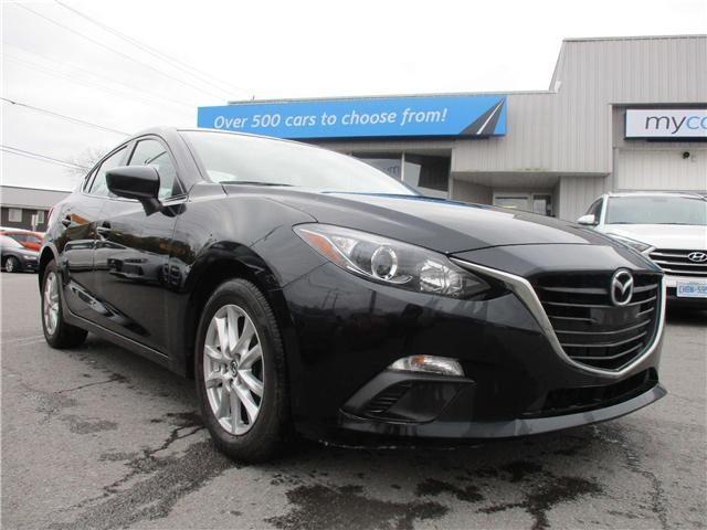 2015 Mazda Mazda3 GS (Stk: 181686) in Kingston - Image 1 of 12
