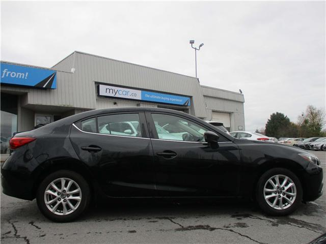 2015 Mazda Mazda3 GS (Stk: 181686) in Kingston - Image 2 of 12