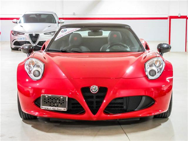 2018 Alfa Romeo 4C Spider Base (Stk: P63) in Vaughan - Image 2 of 22