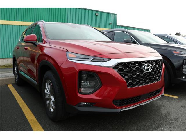2019 Hyundai Santa Fe ESSENTIAL (Stk: 96455) in Saint John - Image 1 of 2