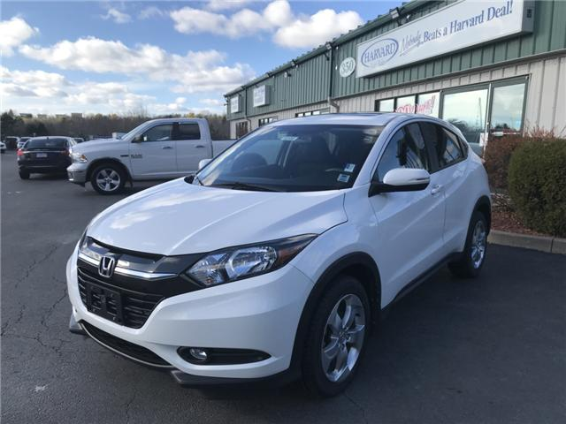 2016 Honda HR-V EX (Stk: 10185) in Lower Sackville - Image 1 of 21