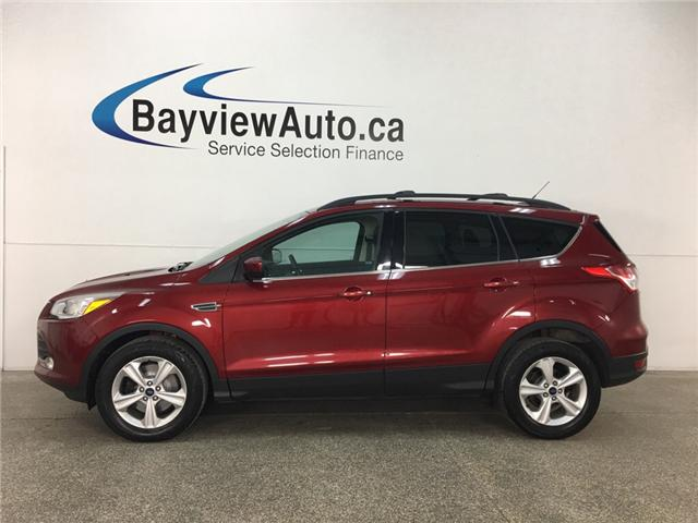 2014 Ford Escape SE (Stk: 33762J) in Belleville - Image 1 of 27