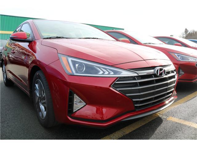 2019 Hyundai Elantra Preferred (Stk: 92474) in Saint John - Image 1 of 3
