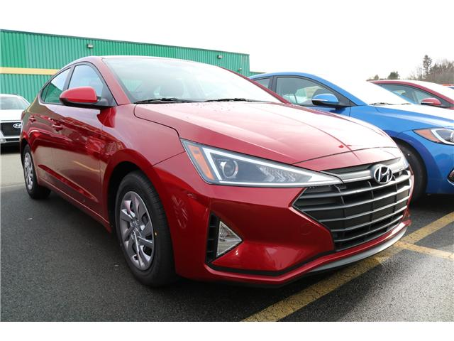 2019 Hyundai Elantra ESSENTIAL (Stk: 92418) in Saint John - Image 1 of 2