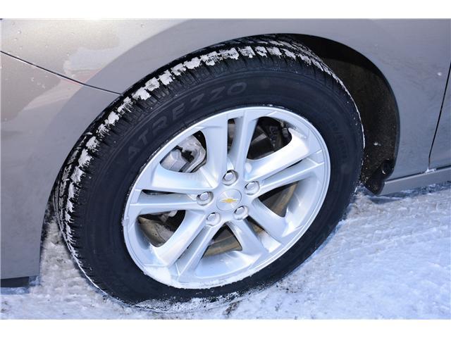 2017 Chevrolet Cruze LT Auto (Stk: P35731) in Saskatoon - Image 26 of 29