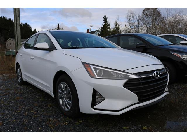 2019 Hyundai Elantra ESSENTIAL (Stk: 92375) in Saint John - Image 1 of 2