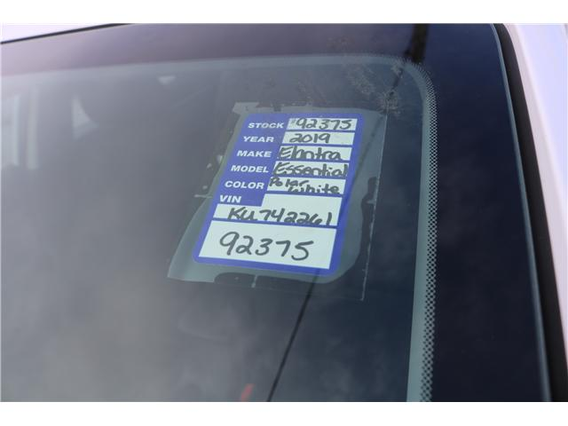 2019 Hyundai Elantra ESSENTIAL (Stk: 92375) in Saint John - Image 2 of 2