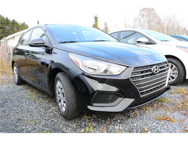2019 Hyundai Accent ESSENTIAL (Stk: 91287) in Saint John - Image 1 of 3