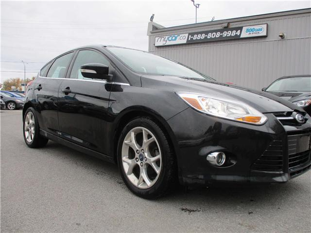 2012 Ford Focus SEL (Stk: 181716) in Kingston - Image 1 of 13