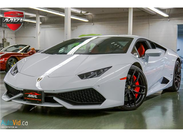 2015 Lamborghini Huracan LP610-4 (Stk: ) in Oakville - Image 2 of 42