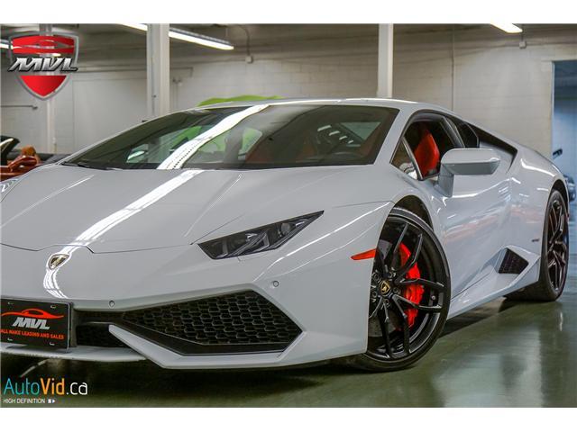 2015 Lamborghini Huracan LP610-4 (Stk: ) in Oakville - Image 3 of 42