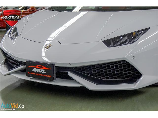 2015 Lamborghini Huracan LP610-4 (Stk: ) in Oakville - Image 6 of 42