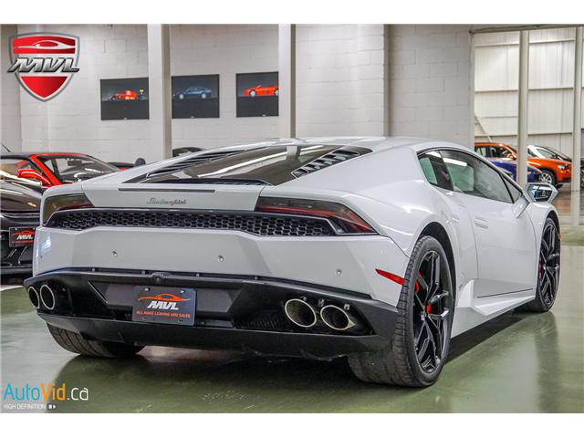 2015 Lamborghini Huracan LP610-4 (Stk: ) in Oakville - Image 16 of 42
