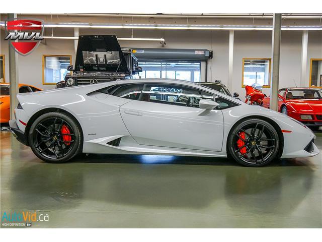 2015 Lamborghini Huracan LP610-4 (Stk: ) in Oakville - Image 17 of 42