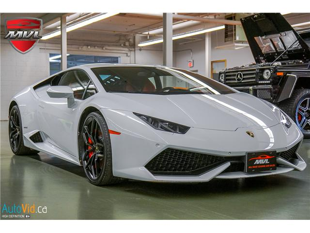 2015 Lamborghini Huracan LP610-4 (Stk: ) in Oakville - Image 18 of 42
