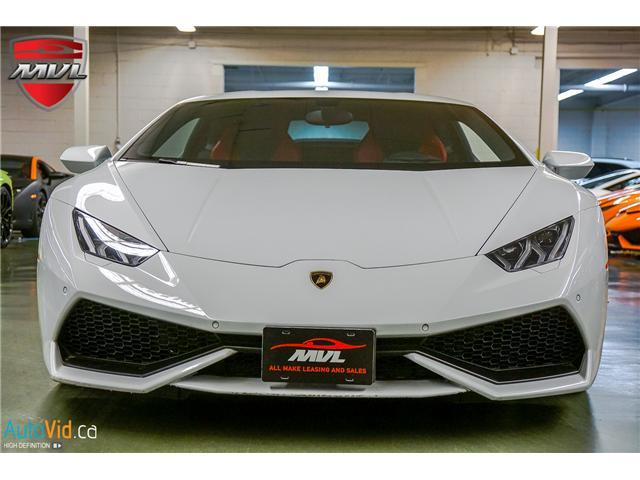 2015 Lamborghini Huracan LP610-4 (Stk: ) in Oakville - Image 19 of 42