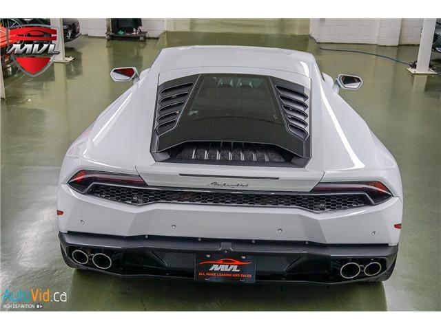 2015 Lamborghini Huracan LP610-4 (Stk: ) in Oakville - Image 20 of 42