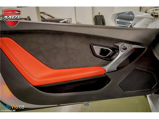 2015 Lamborghini Huracan LP610-4 (Stk: ) in Oakville - Image 28 of 42