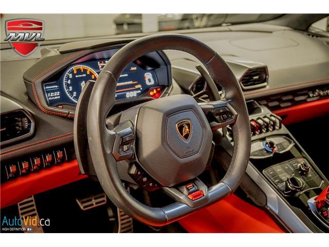 2015 Lamborghini Huracan LP610-4 (Stk: ) in Oakville - Image 29 of 42