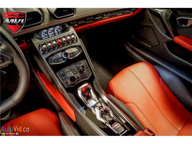 2015 Lamborghini Huracan LP610-4 (Stk: ) in Oakville - Image 33 of 42