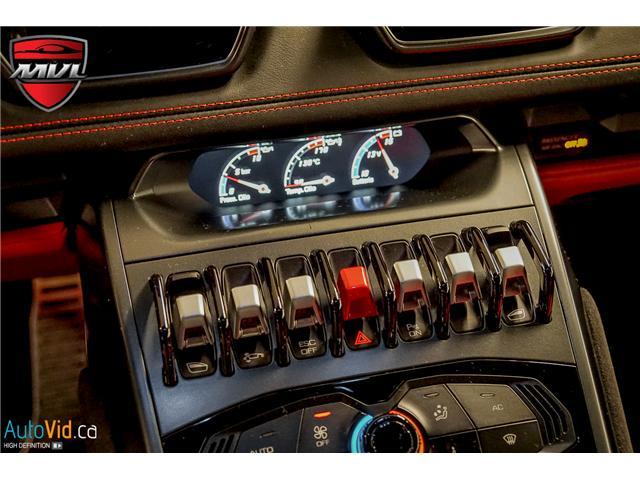 2015 Lamborghini Huracan LP610-4 (Stk: ) in Oakville - Image 34 of 42