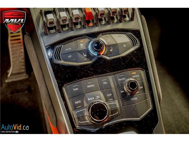 2015 Lamborghini Huracan LP610-4 (Stk: ) in Oakville - Image 35 of 42