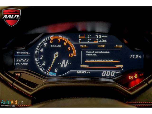 2015 Lamborghini Huracan LP610-4 (Stk: ) in Oakville - Image 38 of 42