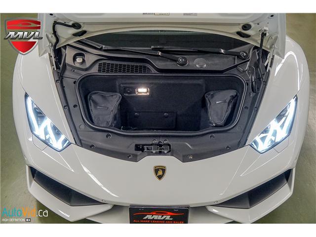 2015 Lamborghini Huracan LP610-4 (Stk: ) in Oakville - Image 41 of 42