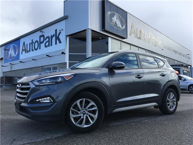 2017 Hyundai Tucson Premium (Stk: 17-45710RJB) in Barrie - Image 1 of 28