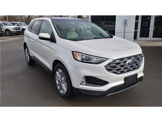 2019 Ford Edge Titanium (Stk: ED1133) in Bobcaygeon - Image 2 of 26