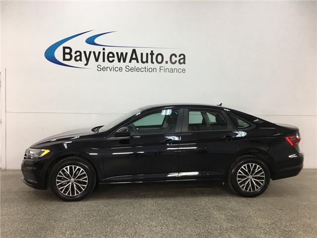 2019 Volkswagen Jetta 1.4 TSI Highline (Stk: 33754W) in Belleville - Image 1 of 26