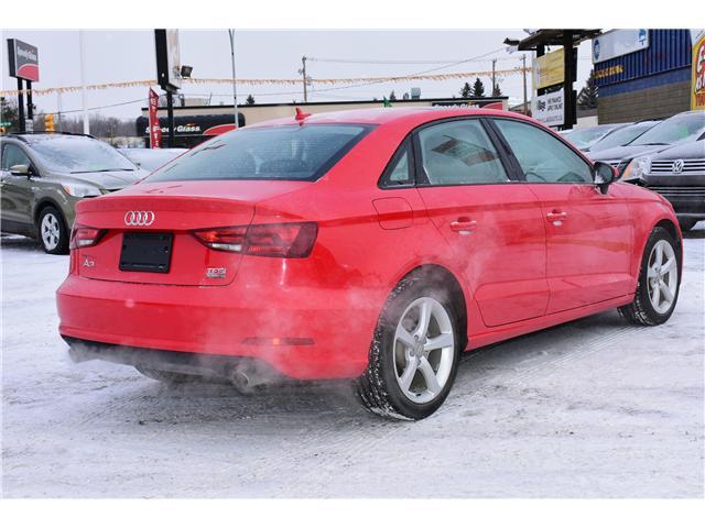 2016 Audi A3 2.0T Komfort (Stk: T35771) in Saskatoon - Image 3 of 30