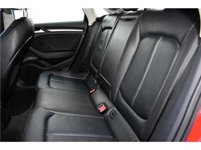 2016 Audi A3 2.0T Komfort (Stk: T35771) in Saskatoon - Image 22 of 30