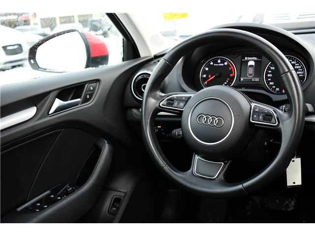 2016 Audi A3 2.0T Komfort (Stk: T35771) in Saskatoon - Image 9 of 30