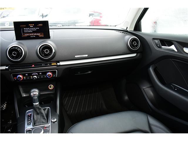 2016 Audi A3 2.0T Komfort (Stk: T35771) in Saskatoon - Image 10 of 30